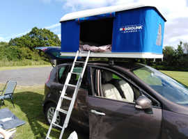 Maggiolina Airlander Hard Shell Rooftop tent and changing room awning ******Deposit now taken*****