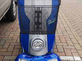 BRAND NEW 2019 KYMCO MIDI XLS MOBILITY SCOOTER, CLASS 3, REGISTERED ROAD USE, 8MPH, RAIN COVER