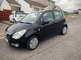 Vauxhall Agila, 2013 (13) Black Hatchback, Manual Petrol, 28,339 miles