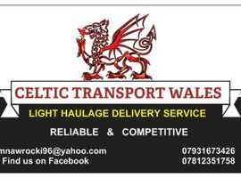 Courier Delivery Service for hire
