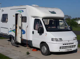 Motorhome - for anytime holidays!