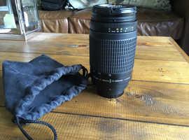 Superb Nikkor 70-300 Zoom Lens
