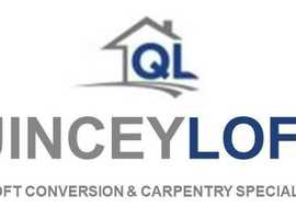 Quincey lofts ltd....... A team of dedicated experts that go above and beyond to create your dream home.