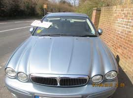 Jaguar X Type, 2004 (04) Blue Saloon, Manual Diesel, 108,999 miles