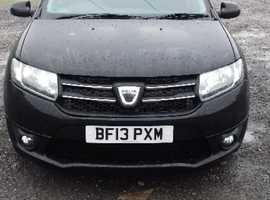 2013 (13) Dacia Sandero High Spec Laureate Tce, One Owner 37k, Only £30 Year Road Tax, 5 Doorback,