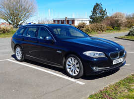 2010 BMW 520D SE TOURING JUST SERVICED, LONG MOT FOR SALE
