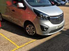 Vauxhall vivaro bi turbo