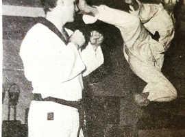 Taekwondo (Korean martial art)