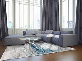 Searching For Abstract Rug UK? Get Free Shipping & Custom Sizes
