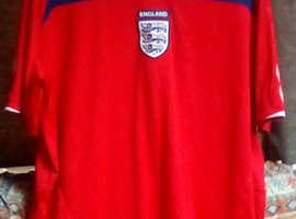 2008-10 England Shirt