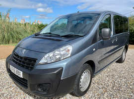 2016 Peugeot Expert Tepee HDI S WAV Wheelchair Accessible Disabled *11K Miles*