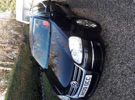 Volkswagen Golf, 2009 (09) Black Estate, Manual Diesel, 87,617 miles