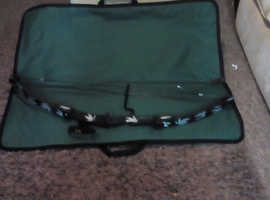 Compound Bow and Soft Case.