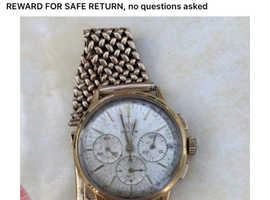 Vintage Omega watch £500 Reward