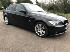 BMW, 3 SERIES, M-SPORT, SALOON (318d)