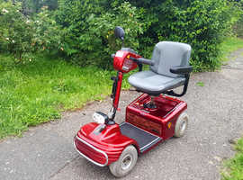 Mobility Scooter,  Can deliver. Shoprider deluxe