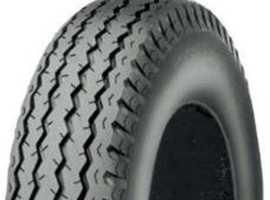 Grab a Bargain E Marked Trailer Tyre & Tube.