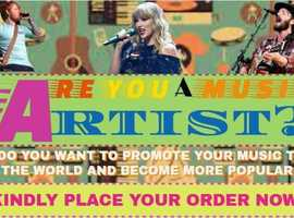 MUSIC MARKETING AND CAMPAIGN SERVICES