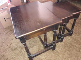 3 side tables