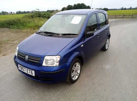 Fiat Panda 1.2 dynamique+ 2007 (57) Hatchback, Manual Petrol, 52,000 miles