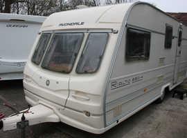 Avondale Rialto 550-4 2000 4 Berth Caravan