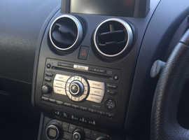 Nissan Qashqai, 2008 (58) Beige Hatchback, Manual Diesel, 86,000 miles