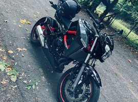 Cf moto 650 nk
