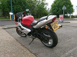 Triumph TT600 12 months Mot