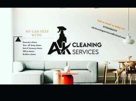 AK Cleaning Services