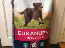 Dog Food 15kgs EUKANUBA & IAMS & Cat Food