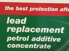 Castrol valvemaster unleaded additive for classic or vintage Cars / Motorbikes..