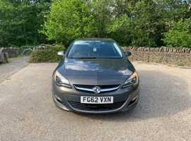 Vauxhall Astra, 2012 (62), Manual Diesel, 143,000 miles