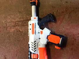 Nerf water pistol