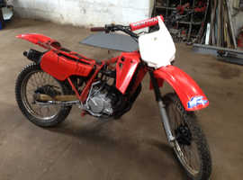 BARN FIND HONDA MTX 80 1984 TWO STROKE. ENDURO. VERY RARE NOW
