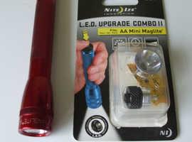 Torch Mini Mag-Lite LED