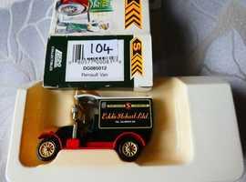 VARIOUS EDDIE STOBART DAYS GONE MODEL VEHICLES; MINT IN BOX