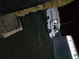 Fiat ducato motorhome