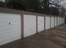 Frimley. Surrey. Lock Up Garage