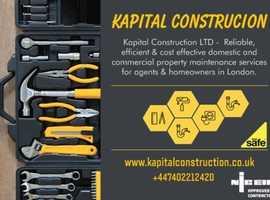 KC London: Property Maintenance & Handyman Services