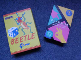 Charades and Beetle Game