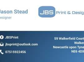 JBS Print & Design - local printing for all