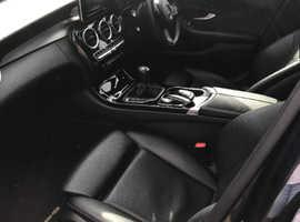 Mercedes C CLASS, 2016 (16) Blue Saloon, Manual Petrol, 143,138 miles