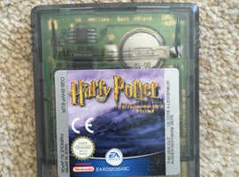 Harry Potter and the Philosophers Stone Gameboy Game (free postage)