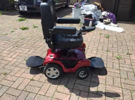 Electric wheelchair