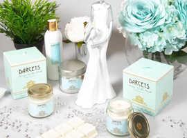 Reps for darceys wax melt company