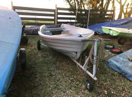 Pioner 10 Dinghy Tender