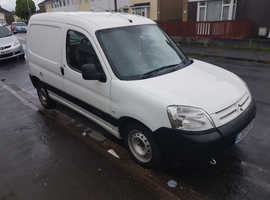 NO VAT Citroen Berlingo, 2009 (09) White Other, Manual Diesel, 67,220 miles