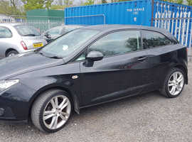 Seat Ibiza, sport coupe 1.4 petrol