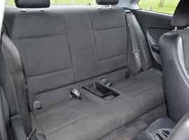 BMW 1 series, 2010 (10) Grey Coupe, Manual Diesel, 105,948 miles