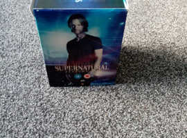 Brand new and sealed supernatural 1_13_ also 14